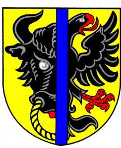 Znak města města Bystřice nad Pernštejnem