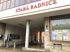 Realizace projektu Heraldickámísta.cz - město Bystřice nad Pernštejnem